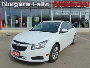 2012 Chevrolet Cruze LT AS-IS SPECIAL