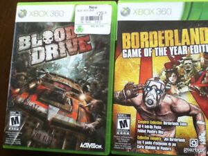 Borderlands Game of the Year Edition & Blood Drive for XBOX 360