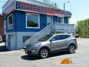 2014 Hyundai Santa Fe Limited AWD **Leather/Navi/Panoramic Roof*