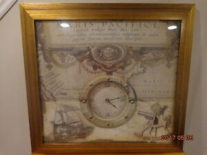 Ren-Wil Inc. Wall Clock:  A Stunning Ren-Wil for $75.00!
