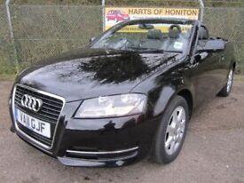 Audi A3 1.2 T FSi 2DR [Start Stop] (black) 2011