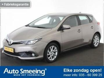 Toyota Auris 1.2 Turbo 115pk Active Navigatie Camera