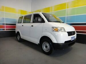 2007 Suzuki APV GD MY06 Upgrade White 5 Speed Manual Van Wangara Wanneroo Area Preview