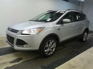2014 Ford Escape CUIR NAVIGATION CAMERA CHROME PKG.