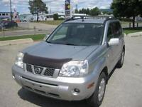 2005 Nissan X-trail 4x4 local one owner!
