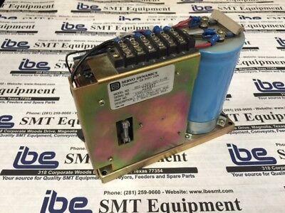 Servo Dynamics Servo Amplifier Sd1-1525-101-1-78