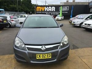 2007 Holden Astra AH MY07.5 CD Grey 5 Speed Manual Hatchback Islington Newcastle Area Preview