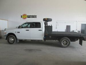 2011 Dodge Ram 3500 SLT W/10 FT STEEL DECK