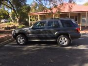 2003 Jeep Grand Cherokee SUV Modbury North Tea Tree Gully Area Preview