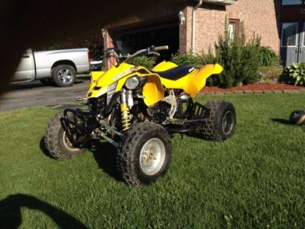 Used 2008 Can-Am ds 450