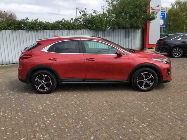 2020 Kia Xceed 1.6 GDi PHEV 3 5dr DCT Auto Hatchback Petrol/PlugIn Elec Hybrid A