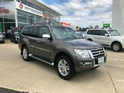 2016 Mitsubishi Pajero NX MY17 GLS Brown 5 Speed Sports Automatic Wagon Hoppers Crossing Wyndham Area Preview