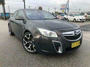 2013 Opel Insignia IN OPC 4x4 Grey 6 Speed Sports Automatic Sedan Cheltenham Kingston Area Preview