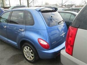 2007 Chrysler PT Cruiser RUNS AND DRIVES AS-TRADED AS-IS DEAL