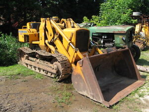 JOHN DEERE 350 C & 350 B   LOADER  PARTING OUT  NOW 2017