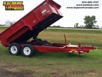 10LX Tandem Axle Low Profile Extra Wide Dump