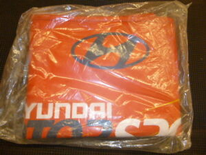 Pair of new unopened Hyundai Motorsport fender covers