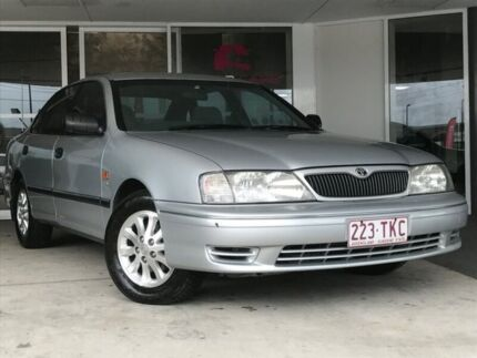 2002 Toyota Avalon MCX10R Mark II Conquest Silver 4 Speed Automatic Sedan Brendale Pine Rivers Area Preview