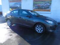2010 MAZDA 3 5 speed WITH AIR POWER WINDOWS,LOCKS 69 BI WEEKLY