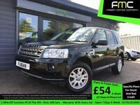 2010 Land Rover Freelander 2 2.2Td4 4X4 *Navigation - Alpine Sound System - FSH*