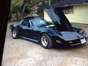 1980 Corvette Coupe $14000 obo CALL OR TEXT ONLY