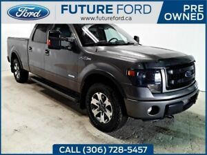 2013 Ford F-150 FX4 | LOCAL TRADE IN | SOLD HERE NEW