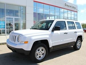 2016 Jeep Patriot ONE OWNER - ACCIDENT FREE