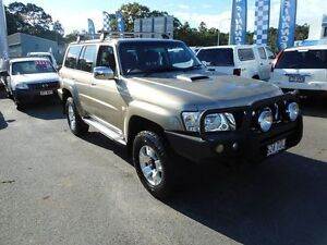 2011 Nissan Patrol GU 7 MY10 ST Gold 5 Speed Manual Wagon Alexandra Headland Maroochydore Area Preview