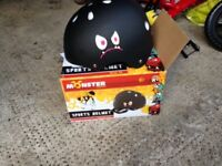 Skate helmet - brand new - still boxed - never worn