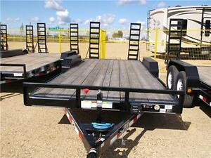 "20' x 5"" Channel Equipment Trailer (CE)"
