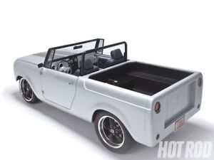 International Harvester Scout 800 Project