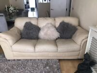 Sofas for sale - to be removed immediately.
