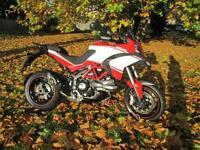 Ducati MULTISTRADA 1200 S PIKES PEAK TOURING MOTORCYCLE
