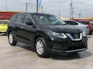 2018 Nissan X-Trail T32 Series 2 ST (4WD) Black Continuous Variable Wagon