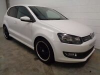 VOLKSWAGEN POLO BLUEMOTION DIESEL , 2012 **FREE ROAD TAX** YEARS MOT , FINANCE AVAILABLE , WARRANTY