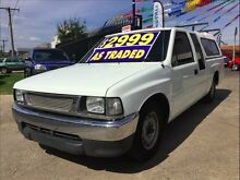 1990 Holden Rodeo TF LS 5 Speed Manual Brooklyn Brimbank Area Preview