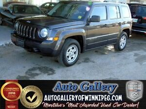 2016 Jeep Patriot Sport *Only 7 Kms!!