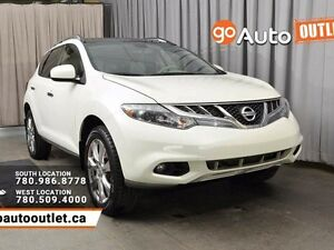 2013 Nissan Murano PLATINUM 4dr All-wheel Drive