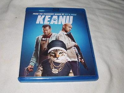 Keanu  Blu Ray  2016  Jordan Peele Keegan Michael Key Method Man Nia Long Comedy