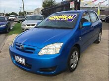 2006 Toyota Corolla ZZE122R MY06 Ascent Seca 4 Speed Automatic Hatchback Brooklyn Brimbank Area Preview