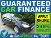 CAR FINANCE 4 BAD CREDIT - Ford Focus C-MAX 2.0 auto 2006MY Ghia Portsmouth