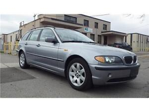 BMW 325 XiT AWD, WAGON, EXELENT CONDITION, CERTIFIED