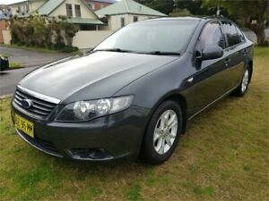 2010 Ford Falcon FG XT Grey 5 Speed Auto Seq Sportshift Sedan Broadmeadow Newcastle Area Preview
