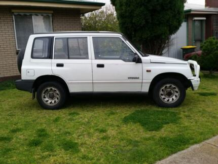 1992 Suzuki Vitara Wagon Geelong 3220 Geelong City Preview
