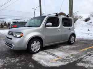 2009 Nissan Cube S Fourgonnette, fourgon