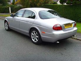 Jaguar S-TYPE 2.7D V6 Diesel Auto SE (2005 MY) B/Leather Upholstery