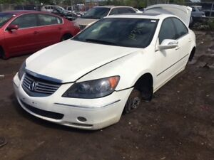 2005 Acura RL just in for parts at Pic N Save!
