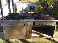 Restaurant Equipments for Sale ( Used )