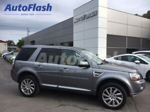2014 Land Rover LR2 2.0L Cuir/Leather *Extra Clean! *Toit-Pano-R