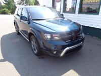 2015 Dodge Journey Crossroad AWD only $224 bi-weekly!